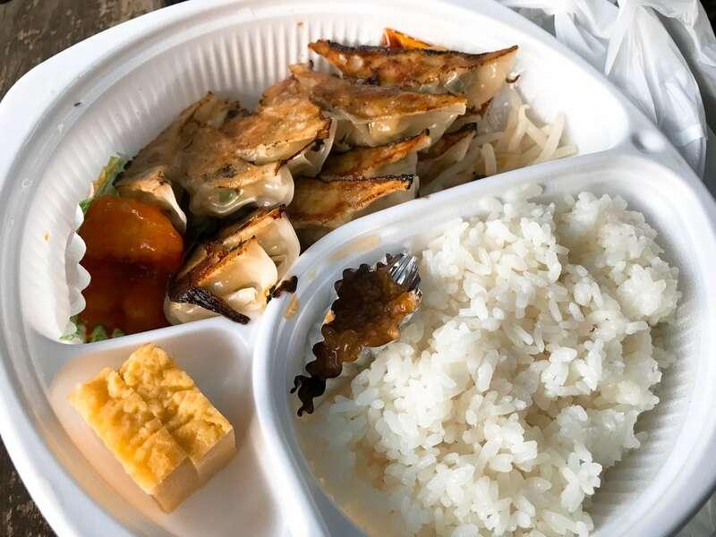 「【ふみや 】おいしい浜松餃子のお弁当やさんで餃子弁当をテイクアウト!」のアイキャッチ画像