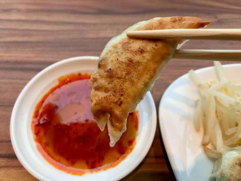 浜松餃子 錦華の餃子