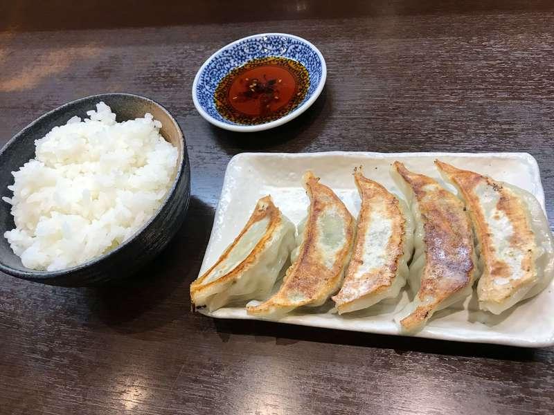 甘藍屋の浜松餃子
