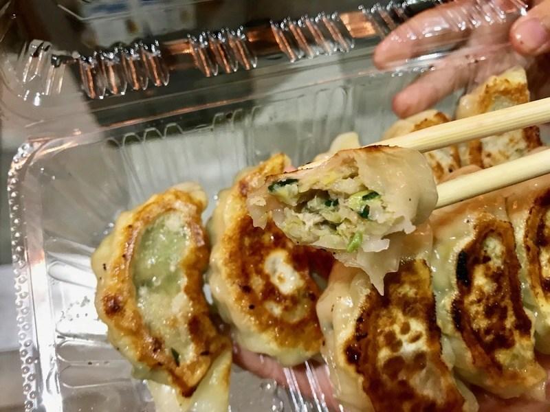 Gyoza一代の餃子の餡