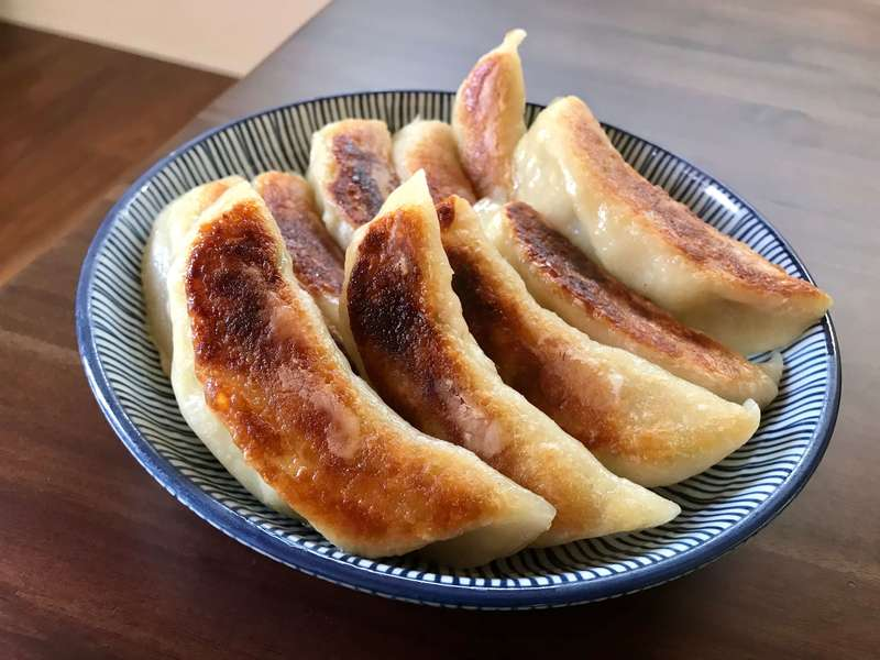 かんべゑの浜松餃子