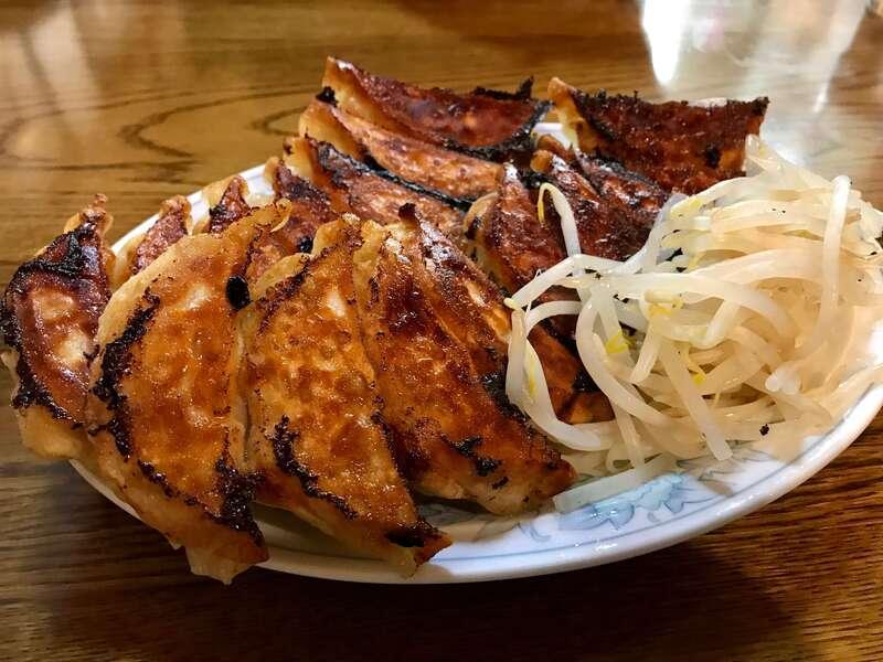 「【麺屋 和(なごみ)】駅近にある地元民御用達のお店!カリッと香ばしい浜松餃子!」のアイキャッチ画像