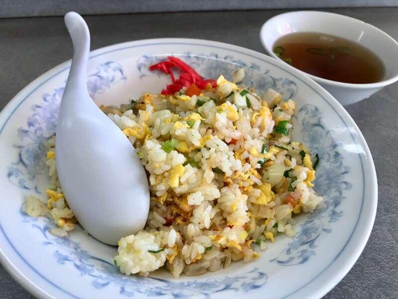 中華料理澄栄のチャーハン