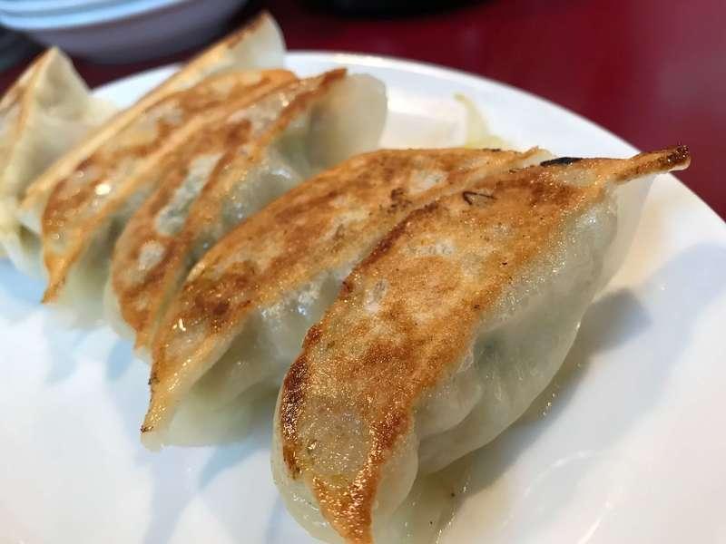 ラーメン大王の浜松餃子