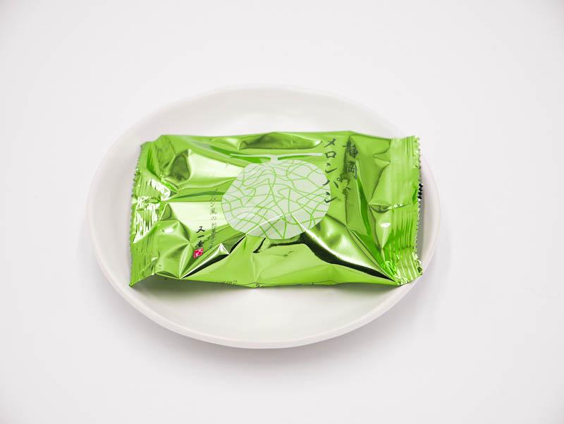 静岡メロンパンの内袋