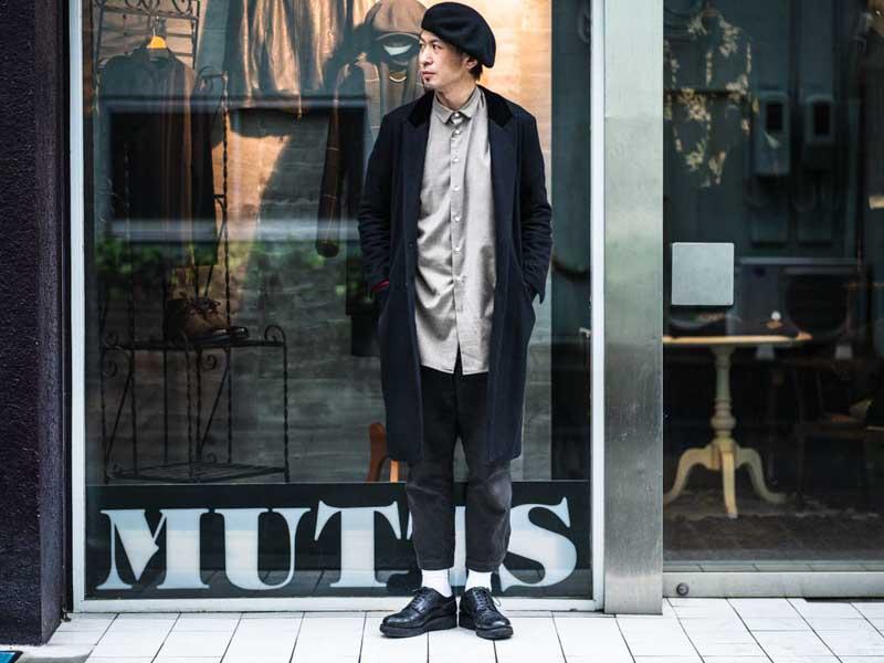 MUTTSマッツの店長村松さん