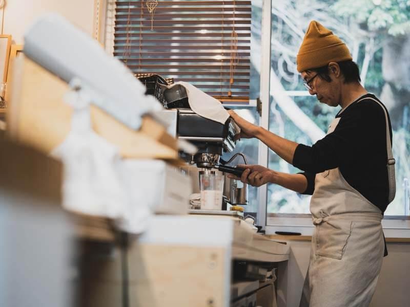 「OORT CLOUD COFFEEオールトクラウドコーヒー|四ツ池公園のほとりに佇むアットホームなカフェ」のアイキャッチ画像