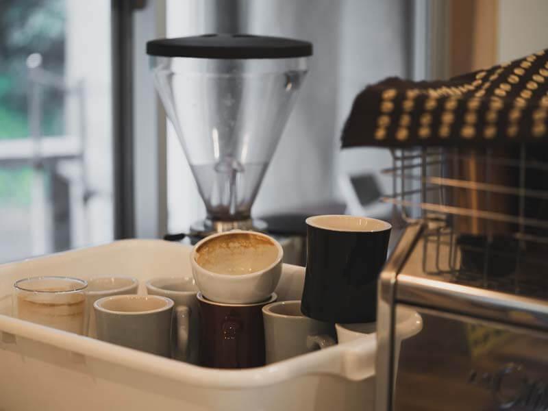 OORT CLOUD COFFEEの抽出器具