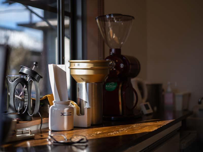 Green Coffeeのコーヒー