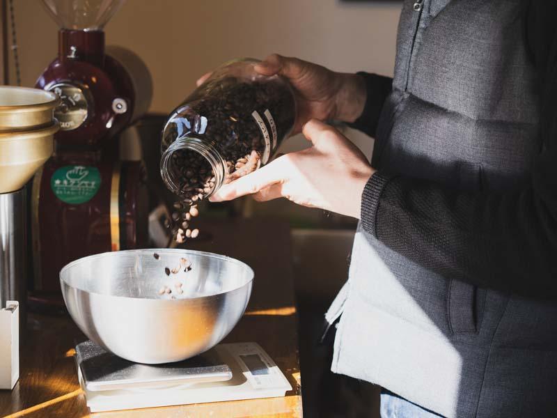 Green Coffeeのコーヒー豆