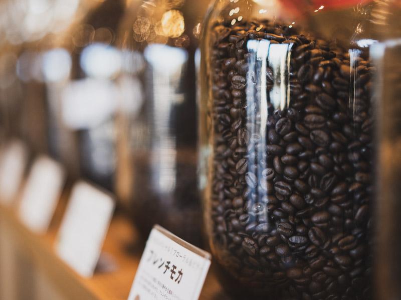くらや珈琲店のコーヒー豆