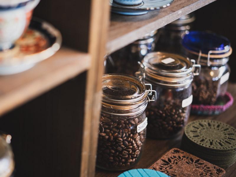 自家焙煎Specialty珈琲屋TONESのコーヒー豆