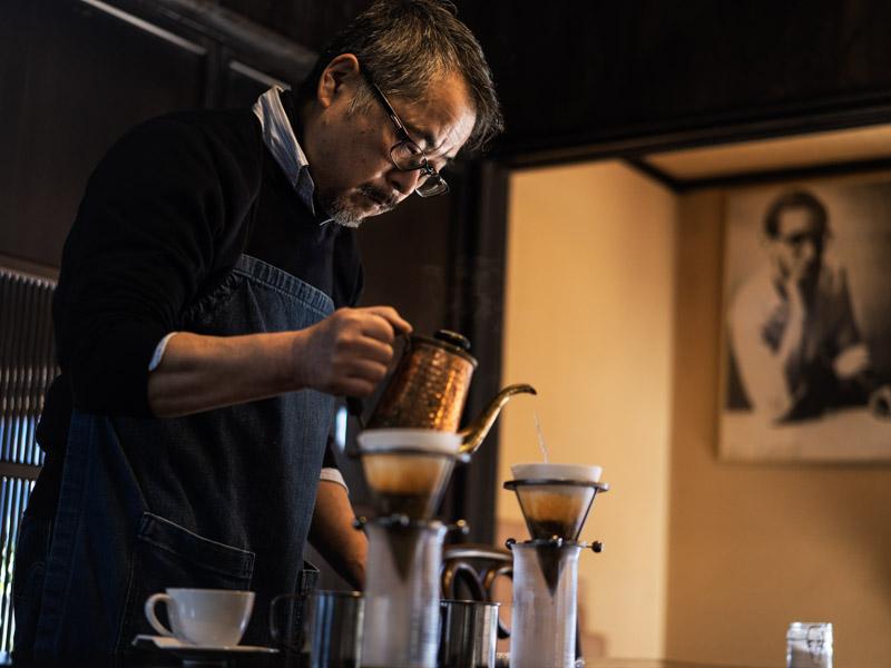 「Nelcafe MilesToneネルカフェ マイルストーン|半生をかけた一杯、こだわりの深煎りコーヒー」のアイキャッチ画像