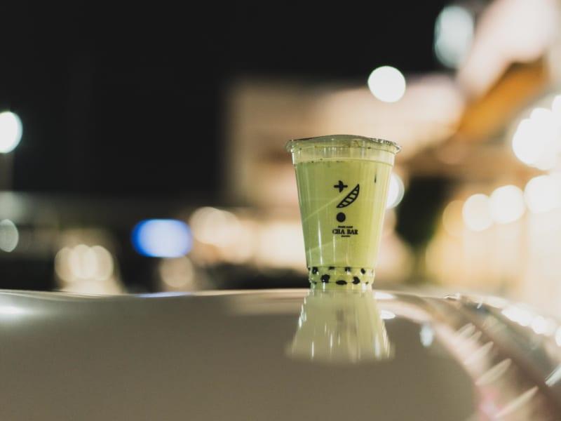 PEARL LADY 茶BAR イオンモール浜松市野店のタピオカ