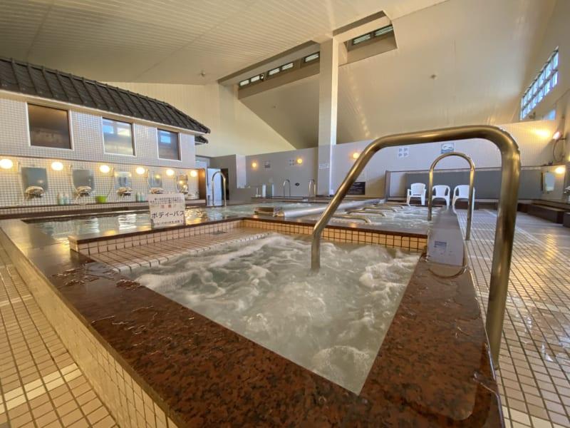 和合の湯の内風呂