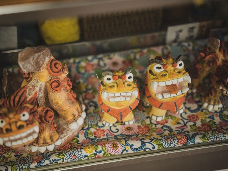 沖縄cafe果報の内観