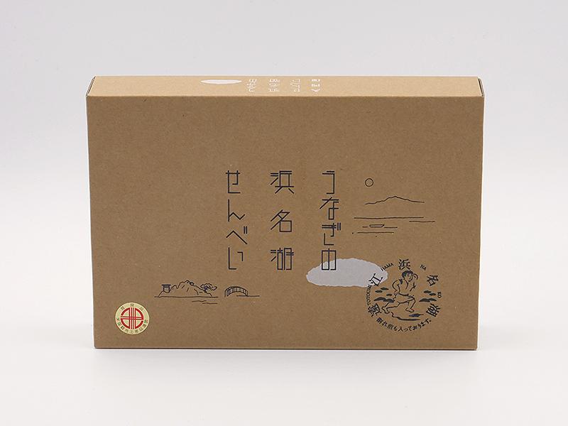 「うなぎの浜名湖せんべい(入河屋)」のアイキャッチ画像