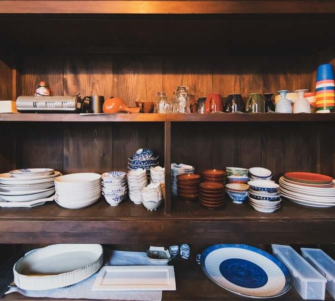 ATAGOYA阿多古屋の食器