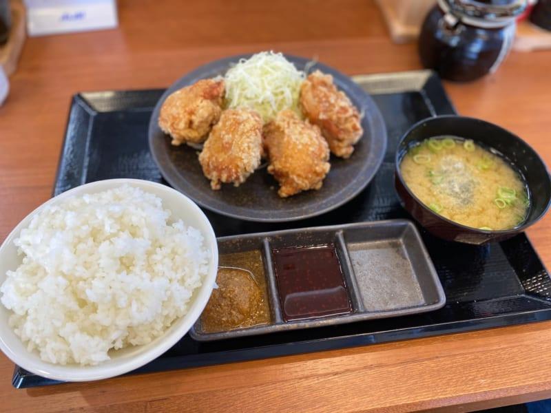 「からやま浜松幸店が2月14日オープン!からあげ定食(梅)の満腹感が半端なかった!!」のアイキャッチ画像