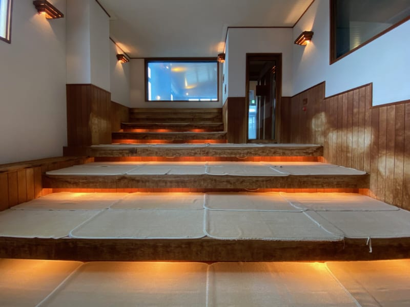 浜松温泉 喜多の湯のサウナ