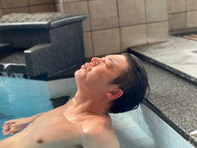 浜松温泉 喜多の湯の水風呂
