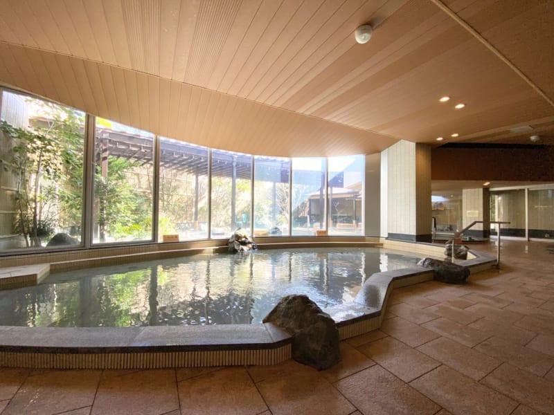 浜名湖かんざんじ温泉華咲の湯の内風呂