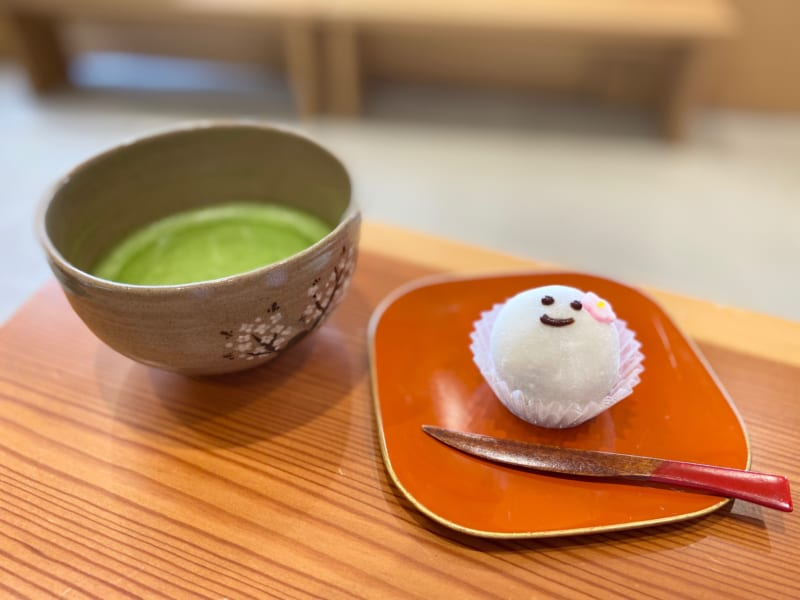 「巌邑堂(がんゆうどう) 袖紫ヶ森店|和菓子と抹茶でのんびり至福の喫茶タイム!」のアイキャッチ画像