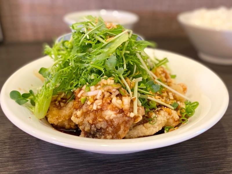 「中国料理 伊部|気品すら感じる油淋鶏の絶品・定食ランチ!」のアイキャッチ画像