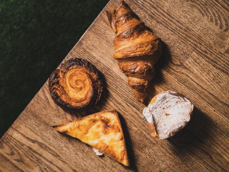 ブーランジェリー ナオのパン