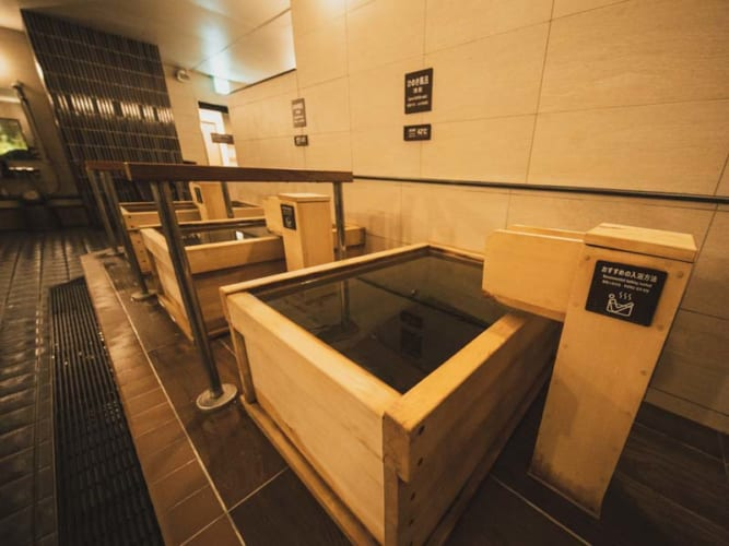 ドーミーイン・globalcabin浜松のお風呂