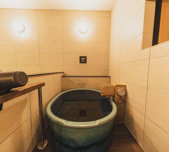 ドーミーイン・globalcabin浜松の水風呂