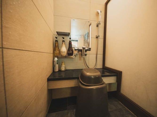 ドーミーイン・globalcabin浜松の洗い場