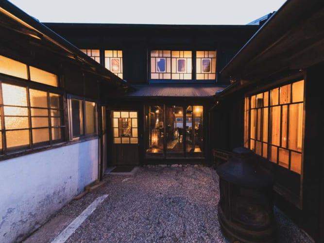 ATAGOYA阿多古屋の外観