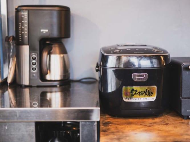 ATAGOYA阿多古屋の炊飯器