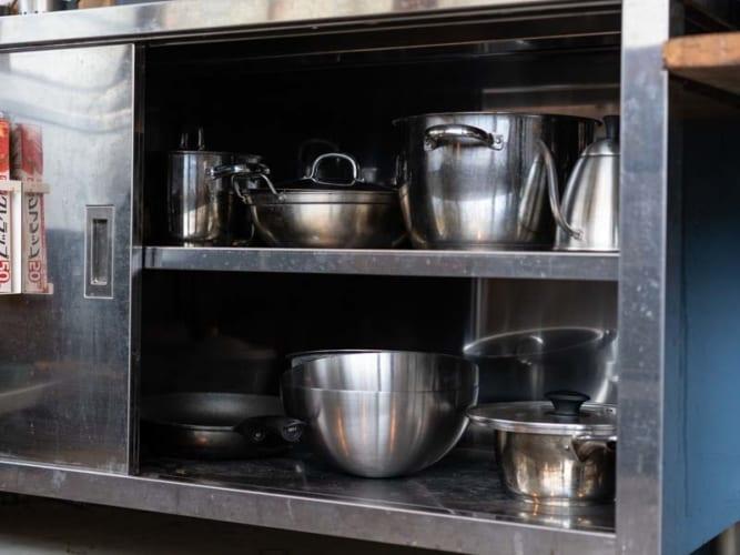 ATAGOYA阿多古屋のキッチン