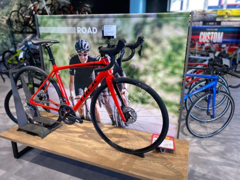 「TREK Bicycle 浜松|トレック直営店がオープン!スポーツバイクのあれこれを聞いてきた!」のアイキャッチ画像
